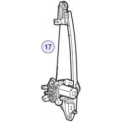 Lève-vitre arrière gauche SAAB 9-5 (98-10)