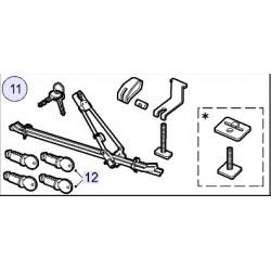 Porte bicyclette SAAB 9-3, 9-5